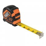 25-ft Tape Measure, Double-Hook