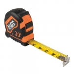 30-ft Tape Measure, Double-Hook