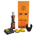 20V Battery Operated 7 Ton Cable Crimper Kit