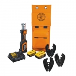 20V Battery-Operated Cable Cutter w/BG & D3 Crimper Jaw