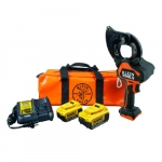 20V Battery-Operated Closed-Jaw Cable Cutter, EHS, 4 Ah