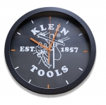 Limited Edition Lineman Logo Black Clock