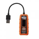 20V USB Digital Meter, USB-A
