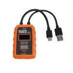 20V USB Digital Meter, USB-A & USB-C