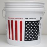 5-Gal Limited Edition Freedom Logo Bucket