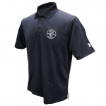 Under Armour Men's Corp Performance Polo, Medium, Black