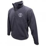 Port Authorty Fleece Pullover, XXXL, Gray