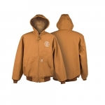 Large Hooded Jacket