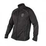 Large Zipper Fleece Jacket