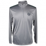 Team 365 1/4 Zip Pullover, Large, Sport Graphite