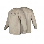 X-Large Long Sleeve Henley