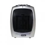 1500W Portable Ceramic Fan Heater, 175 Sq Ft, 12.5 Amp, 120V