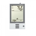 Floor Heating Thermostat w/ GFCI, Programmable, 15A, 120V/240V