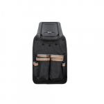 Tradesman Pro Modular Piping Pouch w/ Belt Clip, Black