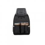 Tradesman Pro Modular Trimming Pouch w/ Belt Clip, Black