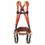 Large Harness w/ Fixed Body Belt, Size 23