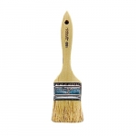 """1"""" White Chinese Bristle Chip Brush"""