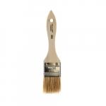 """1.5"""" White Chinese Bristle Chip Brush"""