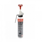 Silicon Adhesive Sealant, Red High Temp RTV, 300 mL