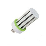 240W LED Corn Bulb with External Driver, 31200 Lumen, 5700K