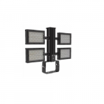 1200W Dragonfly LED High Mast Light, 2500W MH/HPS Retrofit, 180000 lm, 5000K