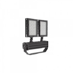 480W Dragonfly LED High Mast Light, 1000W MH/HPS Retrofit, 76800 lm, 5000K