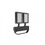 600W Dragonfly LED High Mast Light, 1200-1500W MH/HPS Retrofit, 90000 lm, 5000K