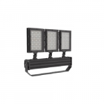 720W Dragonfly LED High Mast Light, 1500W MH/HPS Retrofit, 115200 lm, 5000K