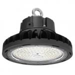 100W Slim LED UFO High Bay, 400W HID Retrofit, 16000 lm, 100V-277V, 5000K