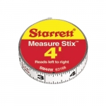 .5-in X 4-ft Steel Measuring Tape