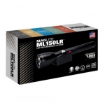 Mag-Charger LED Rechargeable System, C Cell, Black
