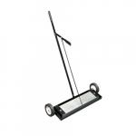 24'' Steel Magnetic Floor Sweeper,120 Sq-in Surface