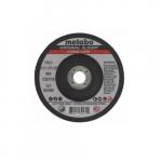 4.5-in Slicer Depressed Center Cutting Wheel, 36 Grit, Aluminum Oxide