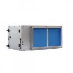 36000 BTU/H Geothermal Heat Pump, Horizontal, 2-Stage, Top Supply, Left, 208V-230V