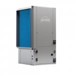 60000 BTU/H Geothermal Heat Pump, Vertical, 2-Stage, Top Supply, Right, 208V-230V