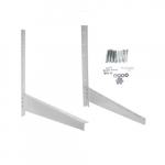 Steel Support Mounting Bracket For Ductless Mini Split Condenser