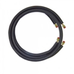 50-ft 1/4 x 3/8 Line set with Control Wire for 9K Indoor Mini Split