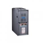 135000 BTU/H Gas Furnace w/ 24.5-in Cabinet, Upflow, 80% AFUE, 2240 CFM, 120V