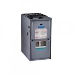 110000 BTU/H Gas Furnace w/ 21-in Cabinet, Upflow, 95% AFUE, 2030 CFM, 120V