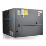30000 BTU/H Package Gas Electric Unit, 1250 Sq Ft, 25 Amp, 208V/230V