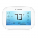 Universal Programmable Smart Thermostat w/ WiFi, 24V, White