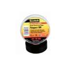 44-ft Scotch Super 88 Vinyl Electrical Tape, 1.5-in Diameter, Black