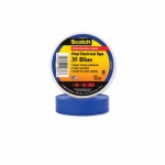 66-ft Scotch Electrical Color Coding Tape 35, 0.75-in Diameter, Blue