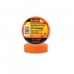 66-ft Scotch Electrical Color Coding Tape 35, 0.75-in Diameter, Orange