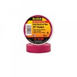 66-ft Scotch Electrical Color Coding Tape 35, 0.75-in Diameter, Violet