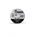 1400 Economy Vinyl Electrical Tape, Black