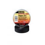 20-ft Scotch Super 33+ Vinyl Electrical Tape, 0.75-in Diameter, Black