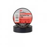 60-ft TemFlex Vinyl Electrical Tape 1700, 0.75-in Diameter, Black