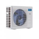 3.1-ft DIY Mini-Split Heat Pump, Ductless, Up to 1500 Sq Ft, 208V-230V, 1 Ph, 30000 BTU