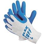 Large 10 Gauge Premium Latex Coated String Gloves